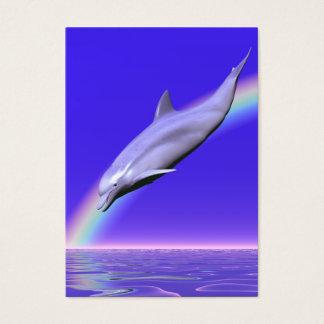 Cartes De Visite Téléchargement de dauphin - potelé
