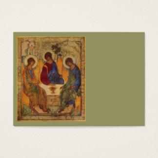 Cartes De Visite Trinité de Rublev au Tableau