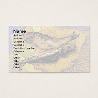 Cartes De Visite Vincent van Gogh - beaux-arts toujours d'harengs