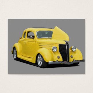 Cartes De Visite voiture customisée