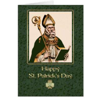 Cartes de voeux religieuses du jour de Patrick de