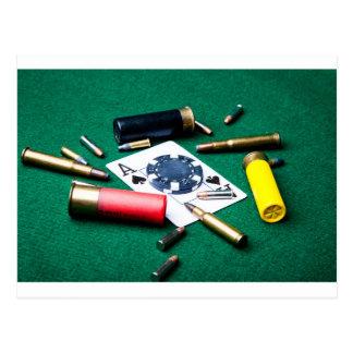 Cartes et balles de jeu