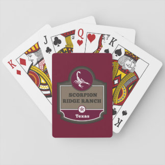 cartes faites sur commande cartes à jouer