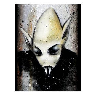 Cartes postales de Nosferatu de vampire