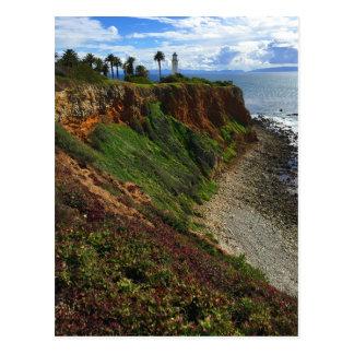 Cartes postales de Palos Verdes de phare de