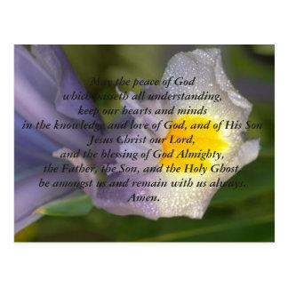 Cartes postales de prière (dites-le avec une