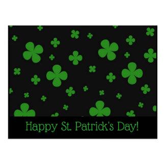Cartes postales du jour de St Patrick