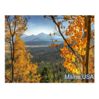 Cartes postales du Maine