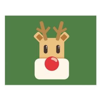 Cartes postales mignonnes de Noël