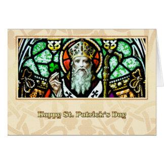 Cartes religieuses de bénédictions du jour de