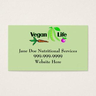 Cartes végétaliennes de société d'assurance-vie