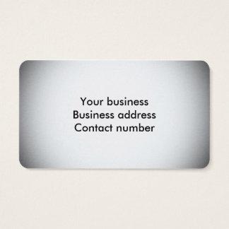Cartons publicitaires professionnels d'affaires cartes de visite