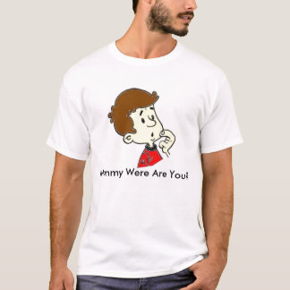 Cartoon%20boy%20looking%20unsure, maman étaient t-shirt