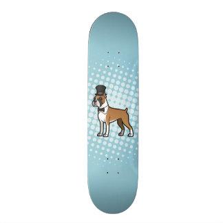 Cartoonize mon animal familier skateboard customisable