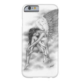 Cas aigre-doux de téléphone d'ange coque barely there iPhone 6