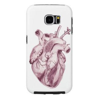 Cas anatomique androïde de coeur