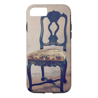 Cas antique vintage de l'iPhone 7 de chaise Coque iPhone 7