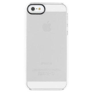 Cas clair de l'iPhone 5 faits sur commande Coque iPhone Clear SE/5/5s