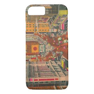 Cas/couverture/protection de Times Square en 1947 Coque iPhone 7