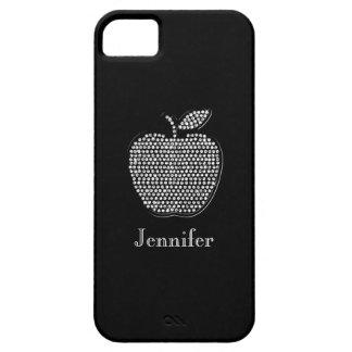 Cas d Apple iPhone5 de diamant Coques Case-Mate iPhone 5