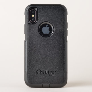 Cas de banlieusard de l'iPhone X d'OtterBox Apple
