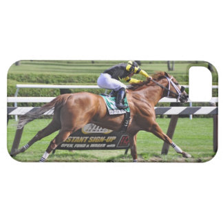 Cas de cheval d'IPhone 5 Coque Barely There iPhone 5