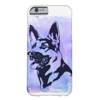 Cas de chien de berger allemand coque iPhone 6 barely there