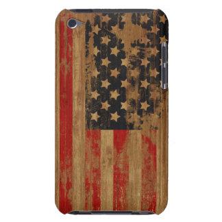 Cas de Coque-Compagnon de drapeau américain Coque iPod Touch Case-Mate