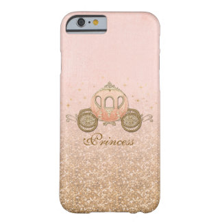 Cas de corail de l'iPhone 6 de princesse de conte Coque iPhone 6 Barely There