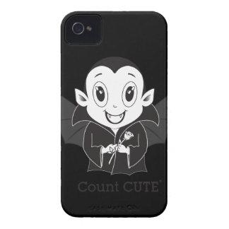 Cas de Cute® Blackberry de compte Étuis iPhone 4