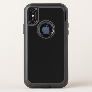 Cas de défenseur de l'iPhone X d'OtterBox Apple