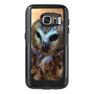 Cas de hibou de la galaxie S7 de Samsung Coque OtterBox Samsung Galaxy S7