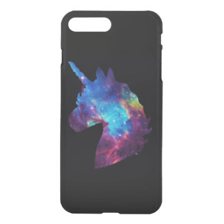 Cas de licorne de galaxie coque iPhone 7 plus