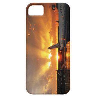Cas de l'iPhone 5 d'aéroport de Chicago O'Hare Coques Case-Mate iPhone 5