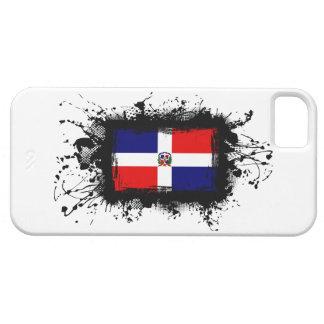 Cas de l'iPhone 5 de drapeau de la République Coque Barely There iPhone 5