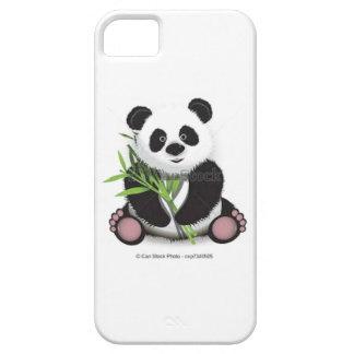 Cas de l'iphone 5 de panda étui iPhone 5