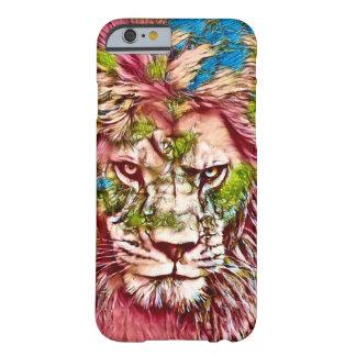 Cas de l'iPhone 6/6s d'art de faune d'imaginaire Coque iPhone 6 Barely There