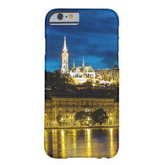 Cas de l'iPhone 6/6S de Budapest à peine là Coque iPhone 6 Barely There