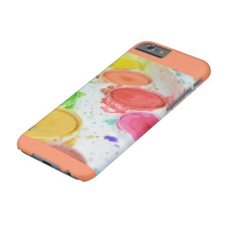 cas de l'iPhone 6/6s pour des artistes et des Coque Barely There iPhone 6