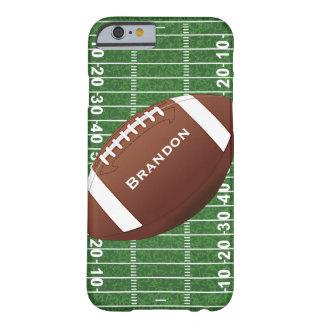 Cas de l'iPhone 6 de conception du football Coque iPhone 6 Barely There