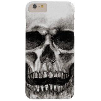 Cas de l'iPhone 6 de crâne Coque iPhone 6 Plus Barely There