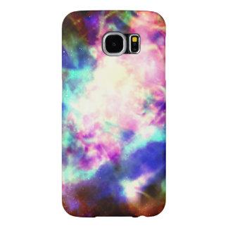 Cas de l'iPhone 6 d'éclat de couleur