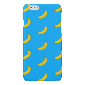 Cas de l'iPhone 6 d'impression de banane