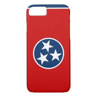 cas de l'iPhone 7 avec le drapeau du Tennessee Coque iPhone 7