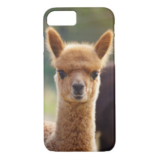 Cas de l'iPhone 7 d'alpaga Coque iPhone 7
