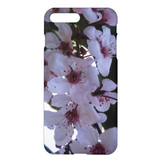 Cas de l'iPhone 7 de fleur de prune Coque iPhone 8 Plus/7 Plus