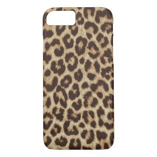 Cas de l'iPhone 7 de léopard Coque iPhone 7