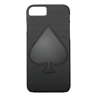 Cas de l'iPhone 7 de symbole de pelles Coque iPhone 8/7