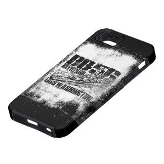 Cas de l'iPhone SE/5/5s de Washington de cuirassé Étuis iPhone 5