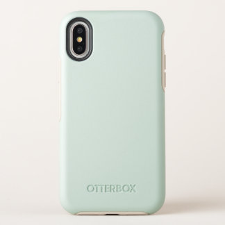 Cas de symétrie de l'iPhone X d'OtterBox Apple